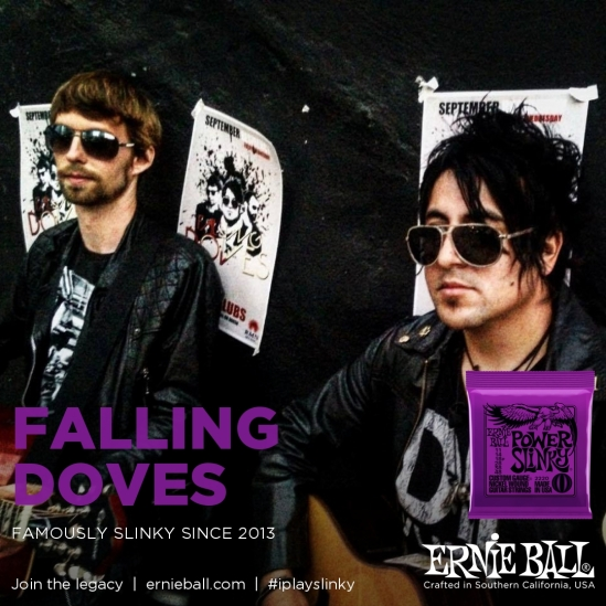 Ernie Ball- Doves