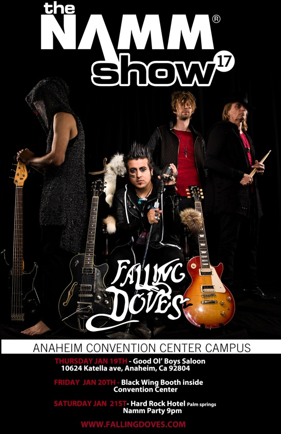 falling-doves-namm-schedule